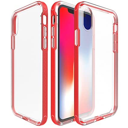 Amazon.com: iPhone X funda, Zisure [Rock Sugar II ...