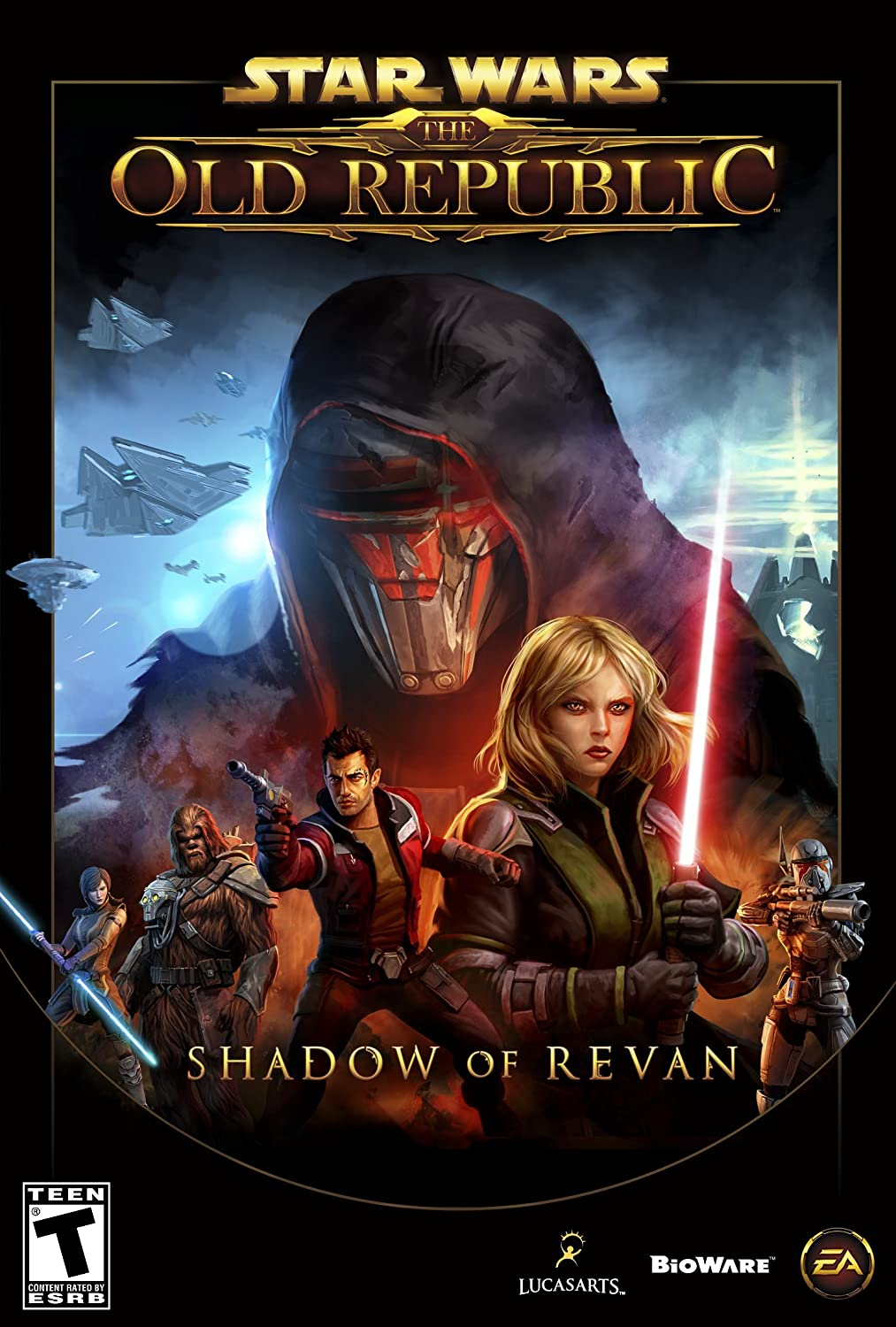 Amazon.com: Star Wars: The Old Republic - Shadow of Revan ...