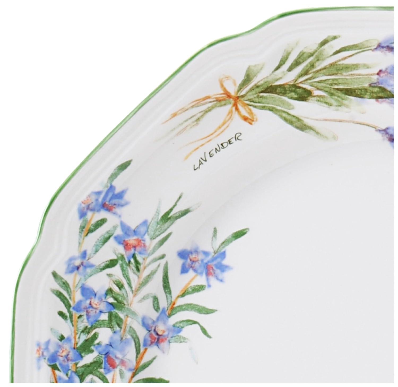 Mikasa Botanical Vegetable Bowl 10.5-Inch