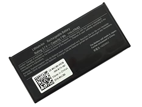New Battery For Dell Poweredge Perc H700 H800 5i 6i FR463 NU209 0NU209 2950  Integrated RAID Controller