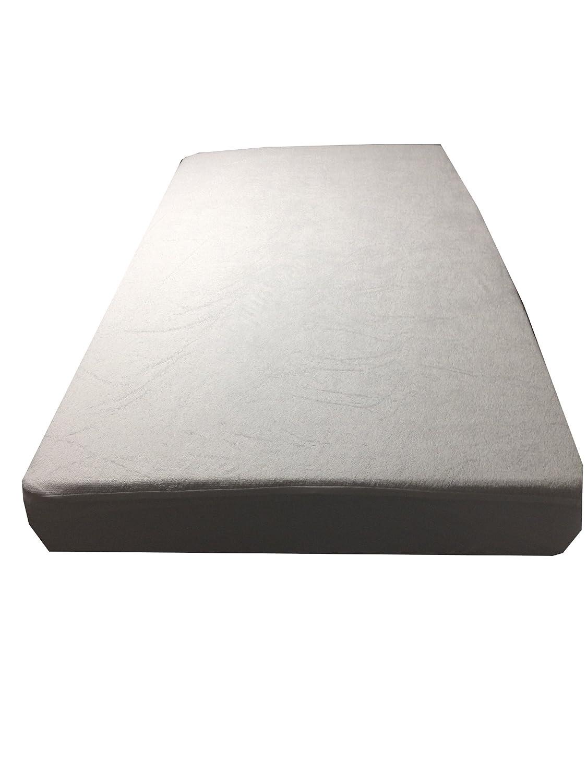 Greenzone Sleep Plus Bamboo/Rayon Jersey Twin XL Mattress Pad Protector MPGZBC3880