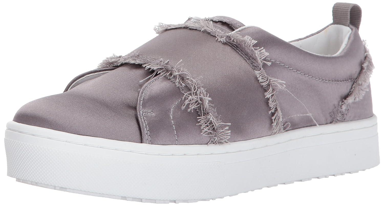 Sam Edelman Women's Levine Sneaker B01NCLCTG5 6.5 M US|Light Grey Satin