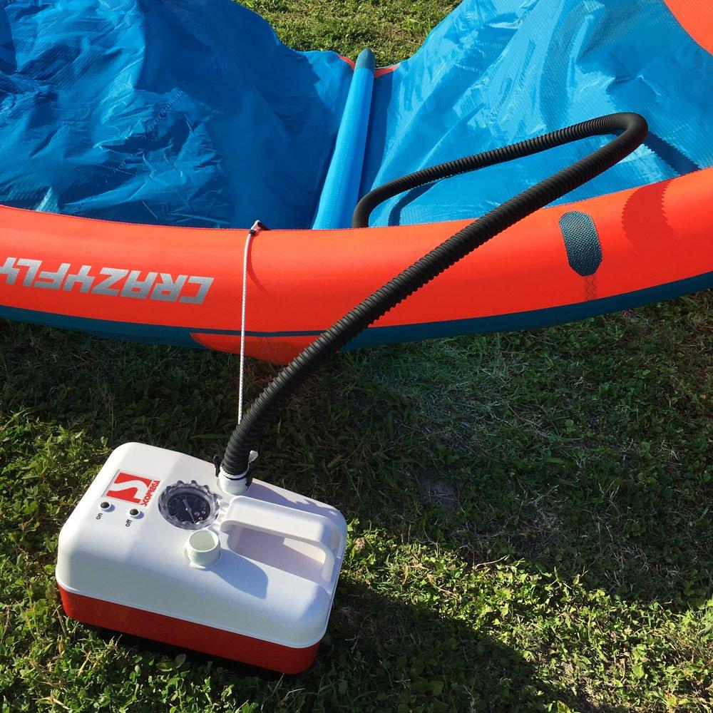 Bravo 20 eléctrico cometa/SUP/kayak/hinchable Bomba: Amazon.es ...