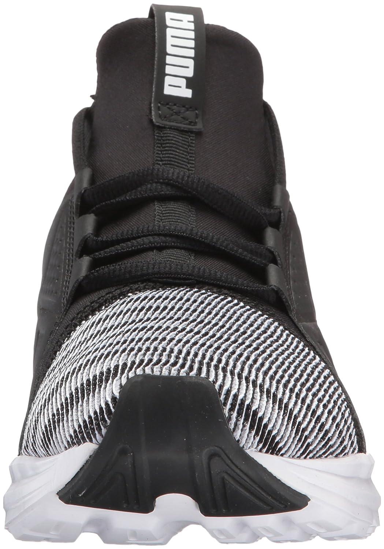 PUMA Women's Enzo Colorshift Wn Sneaker B01MRYC26W 5.5 M US|Puma White-puma Black