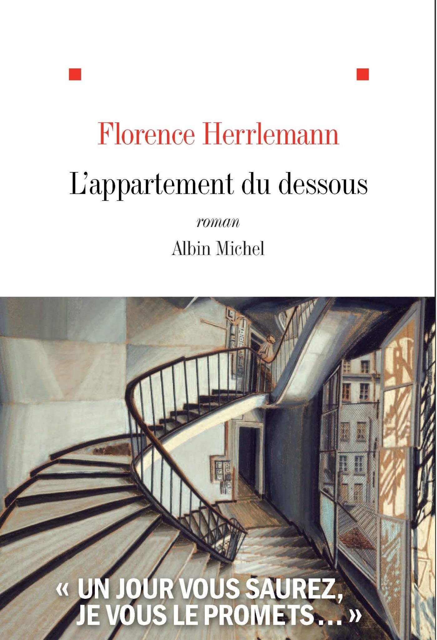 Amazon.fr - L'Appartement du dessous - Herrlemann, Florence - Livres