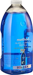 Method Glass + Surface Cleaner Refill, 2L, Mint