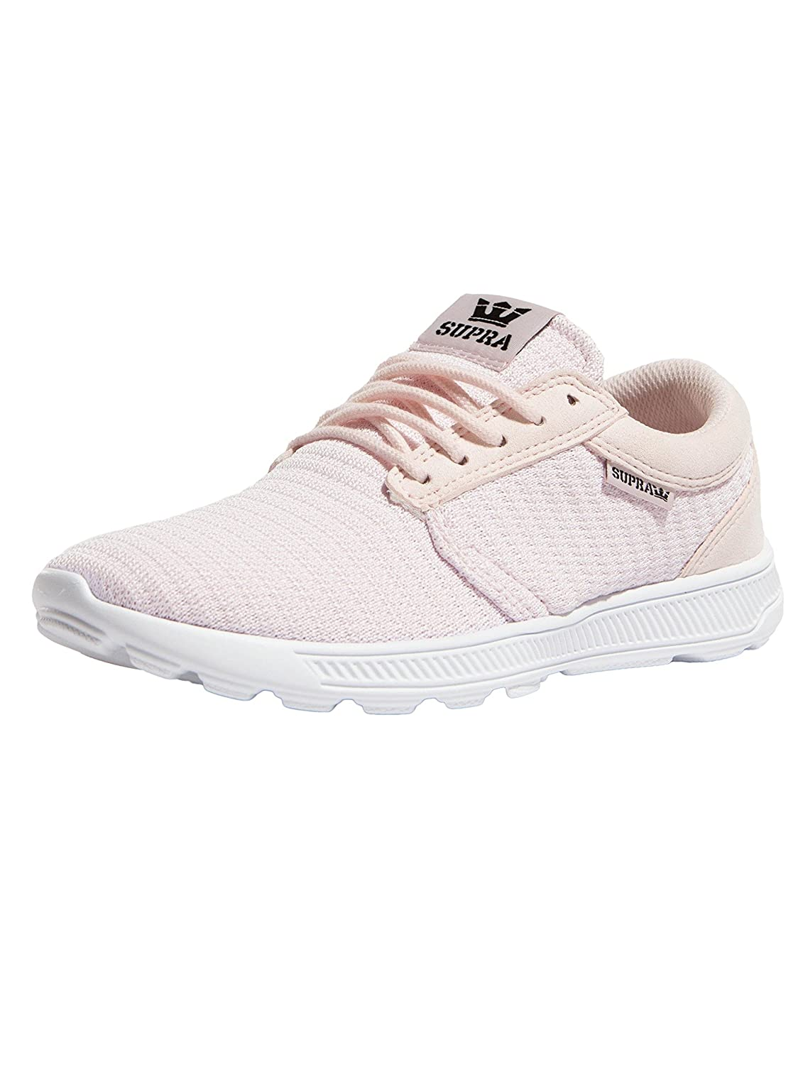 Supra Men's Hammer Run Skate Shoe B074KKRDRY 6.5 M US|Pink/Pink-white
