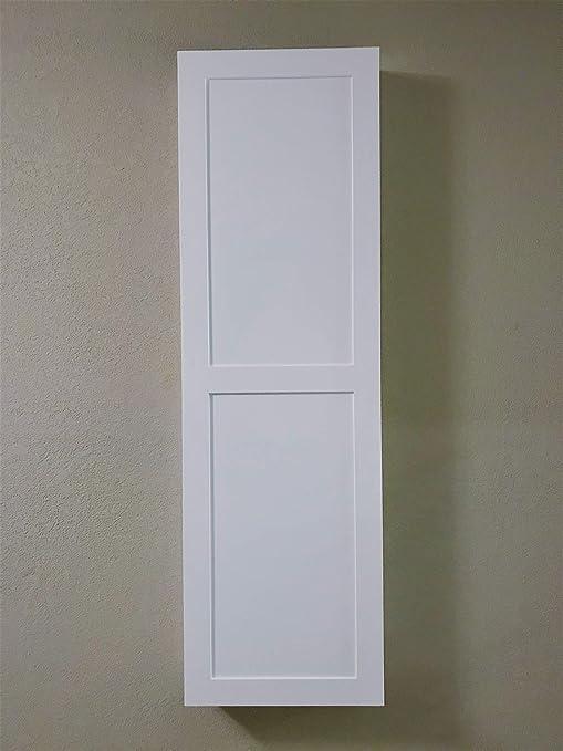 Hide Away Oak Ironing Board with Shaker Door