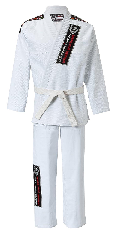 OKAMI Fightgear Kimono Uni BJJ Gi Fighter