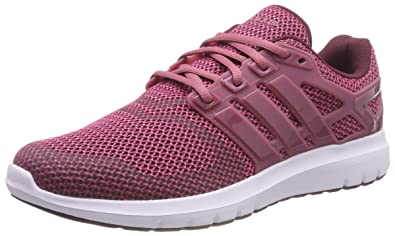 sale retailer f441a a9f55 adidas Damen Energy Cloud V Laufschuhe Rot (Mystery Ruby F17Trace Trace  Maroon)