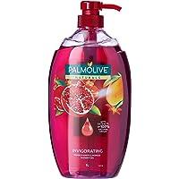 Palmolive Naturals Pomegranate & Mango with Moisture Beads Invigorating Soap free Body Wash 1L