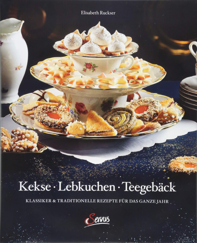 Kekse Lebkuchen Teegebäck Klassiker Traditionelle Rezepte Für