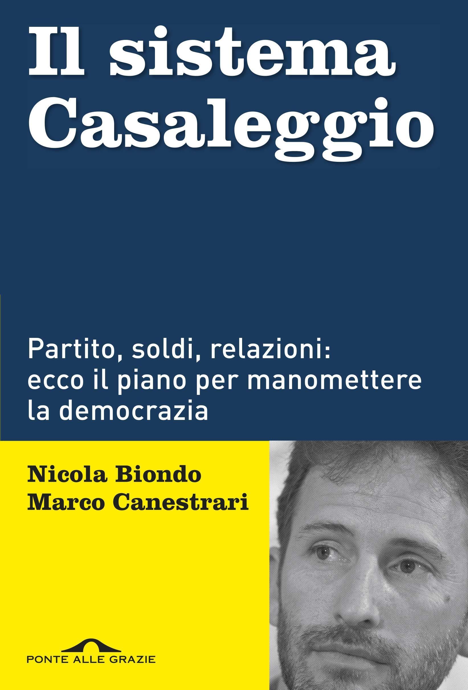 Il sistema Casaleggio (Italian Edition)