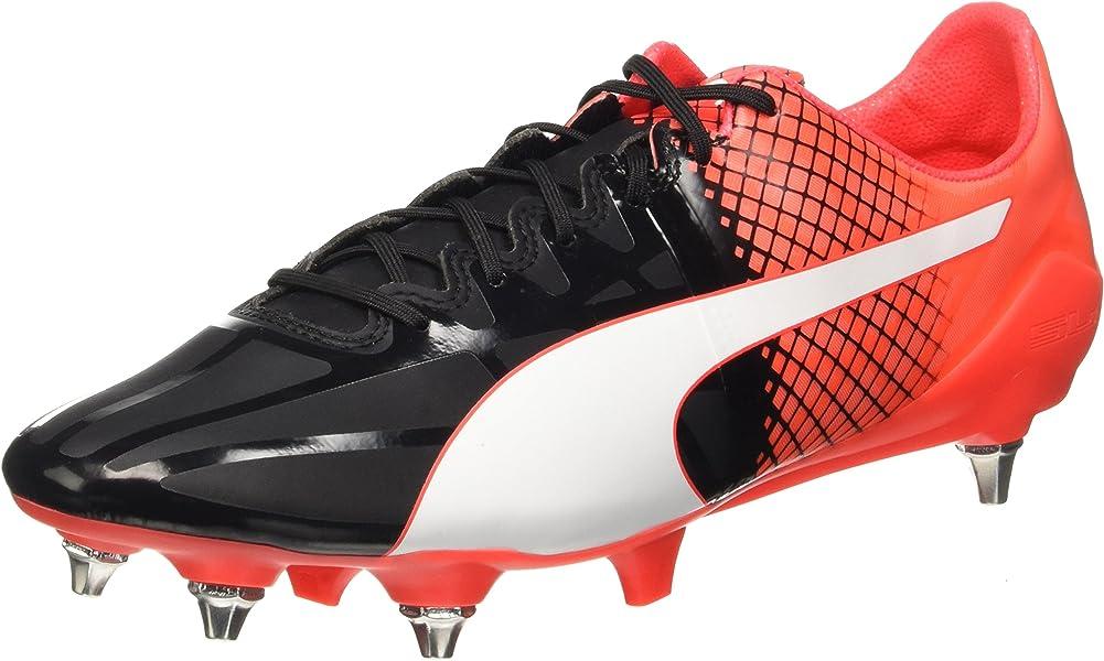 562d786fd901 Puma Men s Evospeed 1.5 Tricks Mixed SG Football Boots