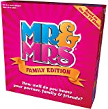 Mr & Mrs Family Edition Game