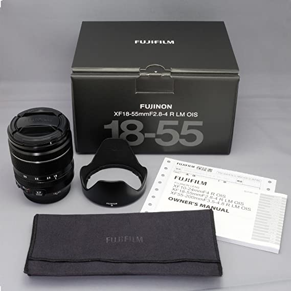 TAPA del objetivo 58mm para Fujifilm XF 18-55 mm F2.8-4 R LM OIS