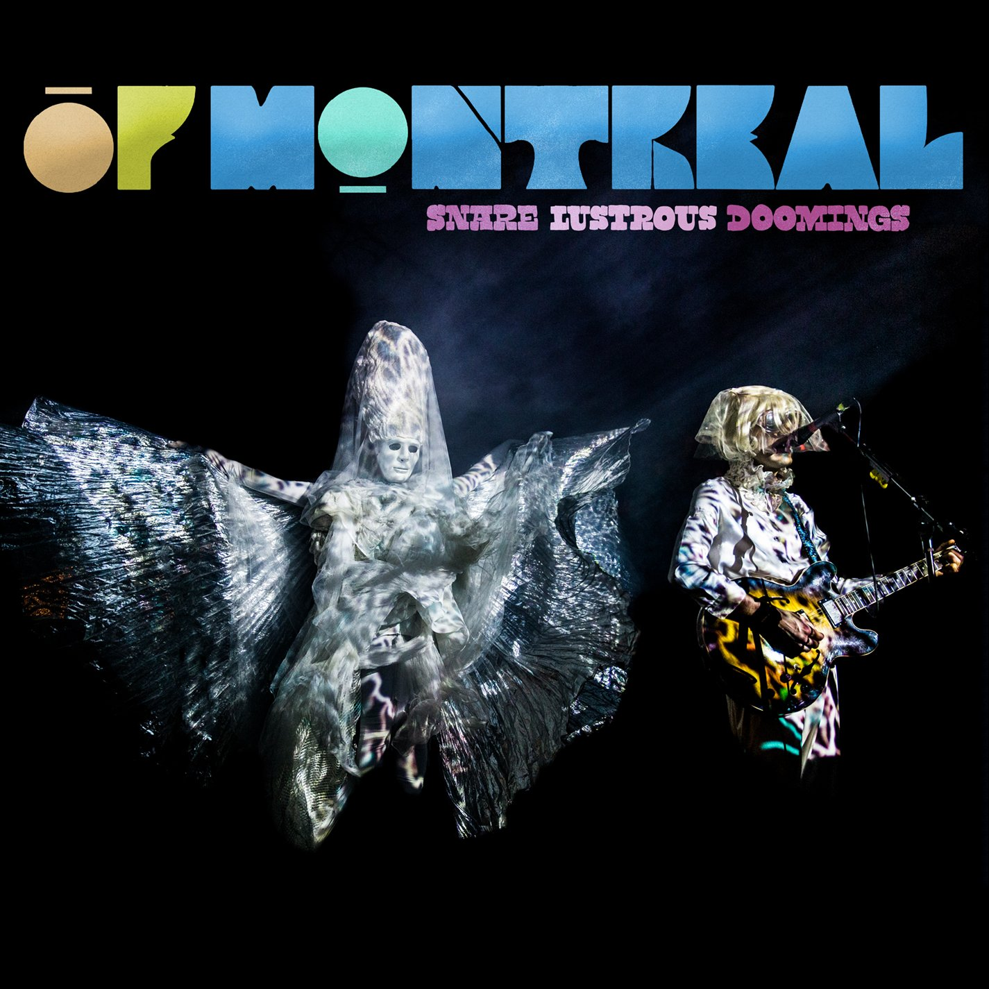 Cassette : Of Montreal - Snare Lustrous Doomings (Digital Download Card)