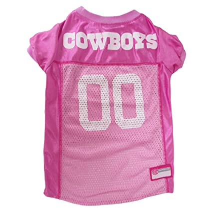 0d431b14 JERSEYS & T-SHIRTS for DOGS & CATS available in 32 NFL TEAMS & 4 sizes.  Licensed, TOP QUALITY & Cute pet clothing for all NFL Fans