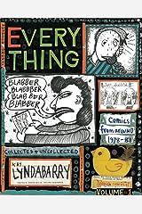 Blabber Blabber Blabber: Volume 1 of Everything Hardcover