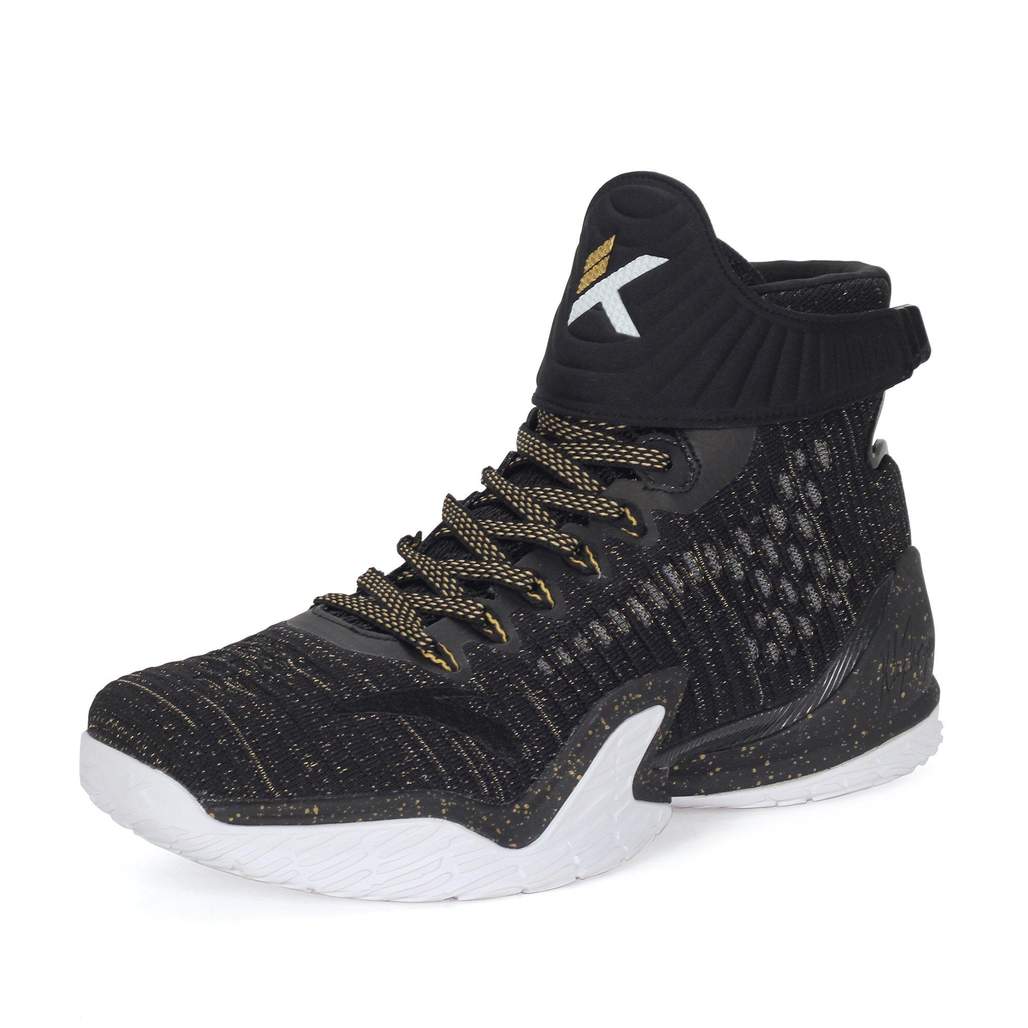 ANTA 2018 Klay Thompson KT3 Mens Basketball Shoes (10 US) by ANTA