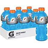 Gatorade Blue Bolt Sports Drink, 6 x 1L