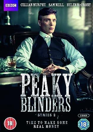 peaky blinders season 4 dvd release date