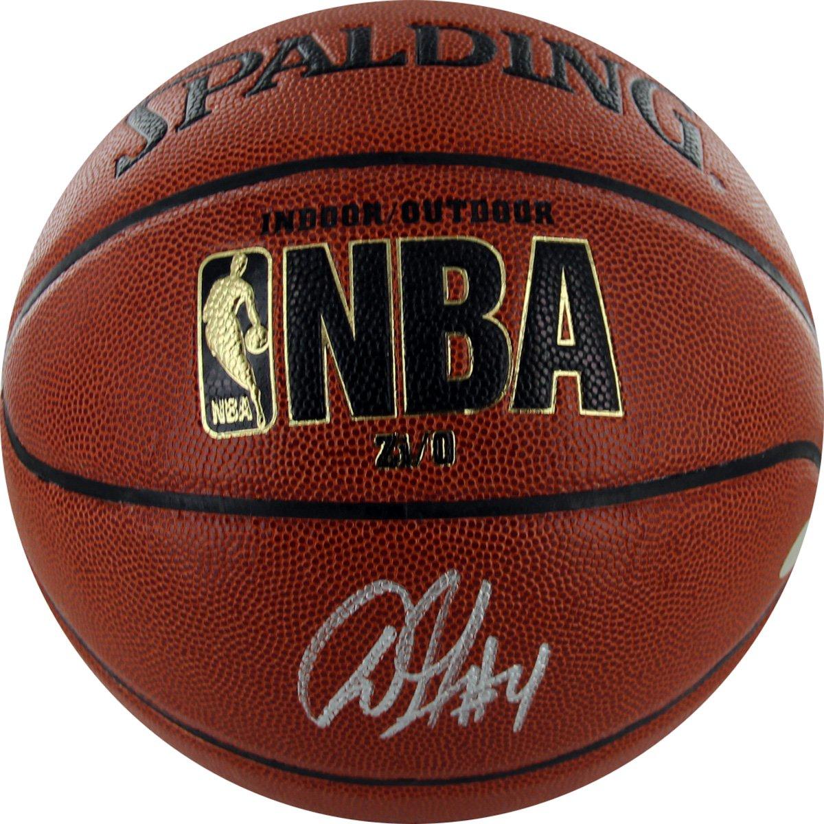 NBA San Antonio Spurs Danny Green Autographed Basketball, Brown Steiner Sports GREEBKS000000