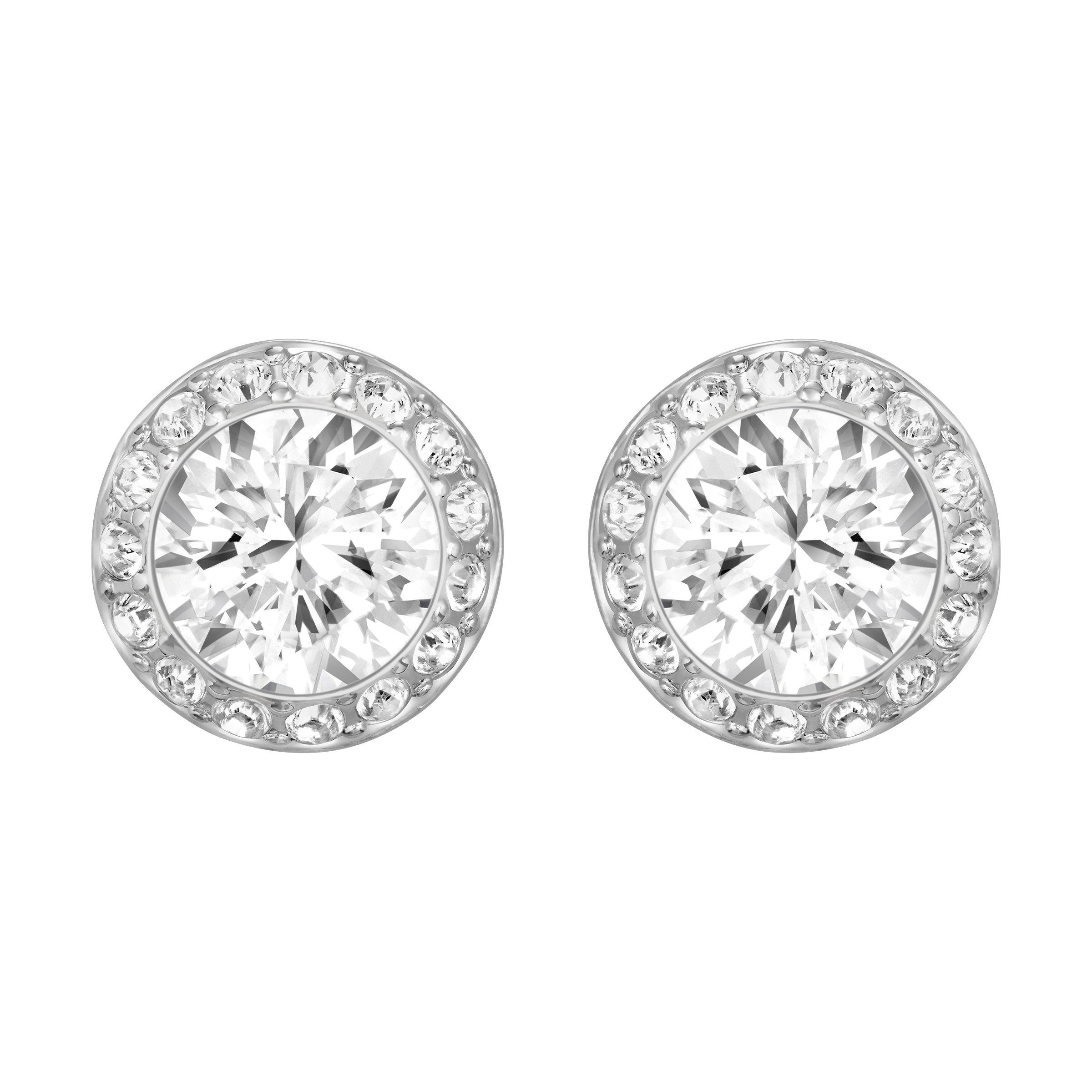 Swarovski Angelic Pierced Earrings by SWAROVSKI
