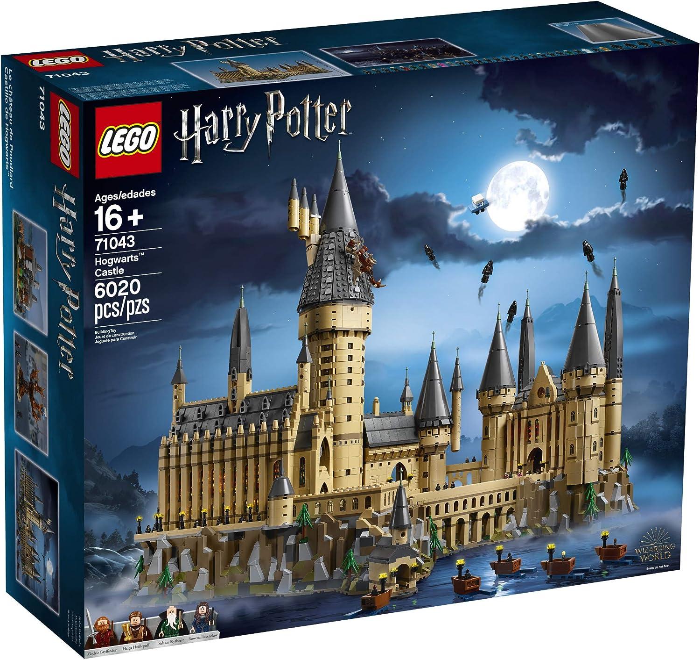 New Harry Potter Hogwarts Castle 71043 C0mpat1ble Set Free Shipping