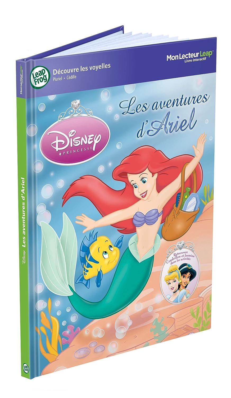 achat LeapFrog - 80997- Jeu Educatif - Livre Mon Lecteur Leap/Tag - Princesses (Disney) pas cher prix