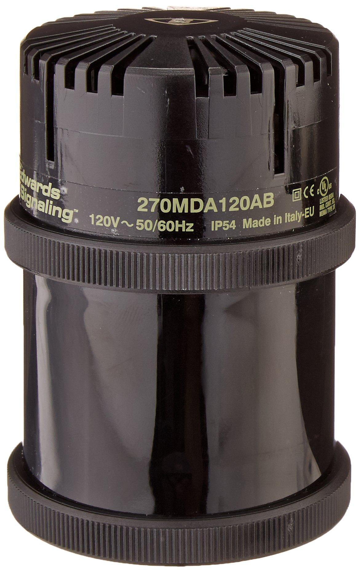 Edwards Signaling 270MDA120AB Magnetodynamic Sounder Module