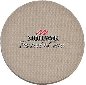 Amazon Com 5 Quot Round Mohawk Magic Grip Furniture Floor Pad