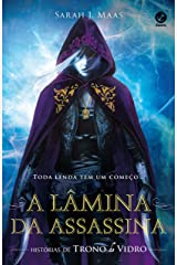 A lâmina da assassina - Trono de vidro - vol. 1,5 eBook Kindle