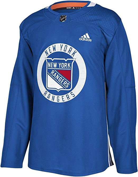 NHL Mens New York Rangers Authentic Jersey