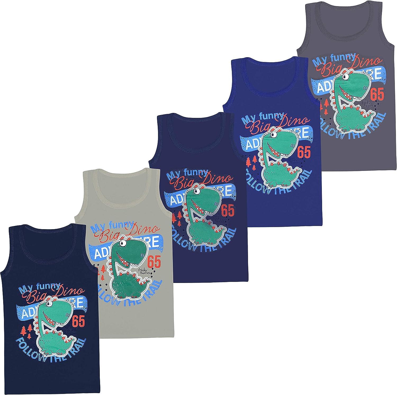 PiriModa Boys Vest
