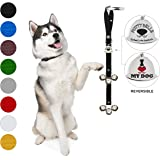 Caldwell's Pet Supply Co. Potty Bells Housetraining Dog Doorbells for Dog Training and Housebreaking Your Doggy. 1.4…