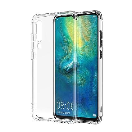 Amazon.com: Guoz - Carcasa para Huawei P30, diseño delgado ...