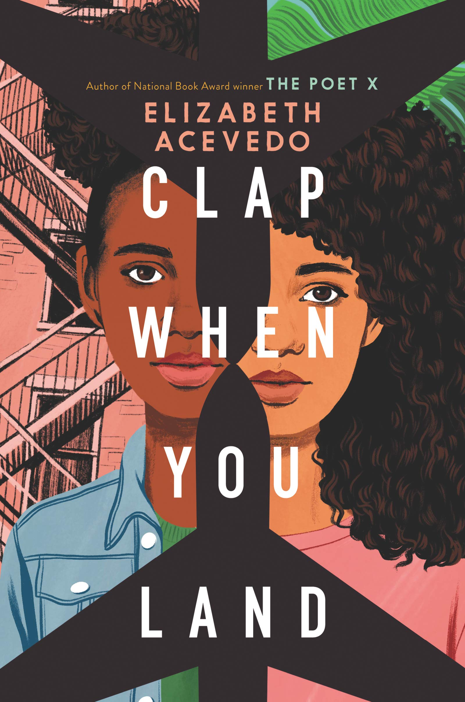 Amazon.com: Clap When You Land (9780062882769): Acevedo, Elizabeth: Books