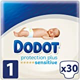 Dodot Protection Plus Sensitive Pañales Talla 1 (2 - 5 kg) 30 Pañales