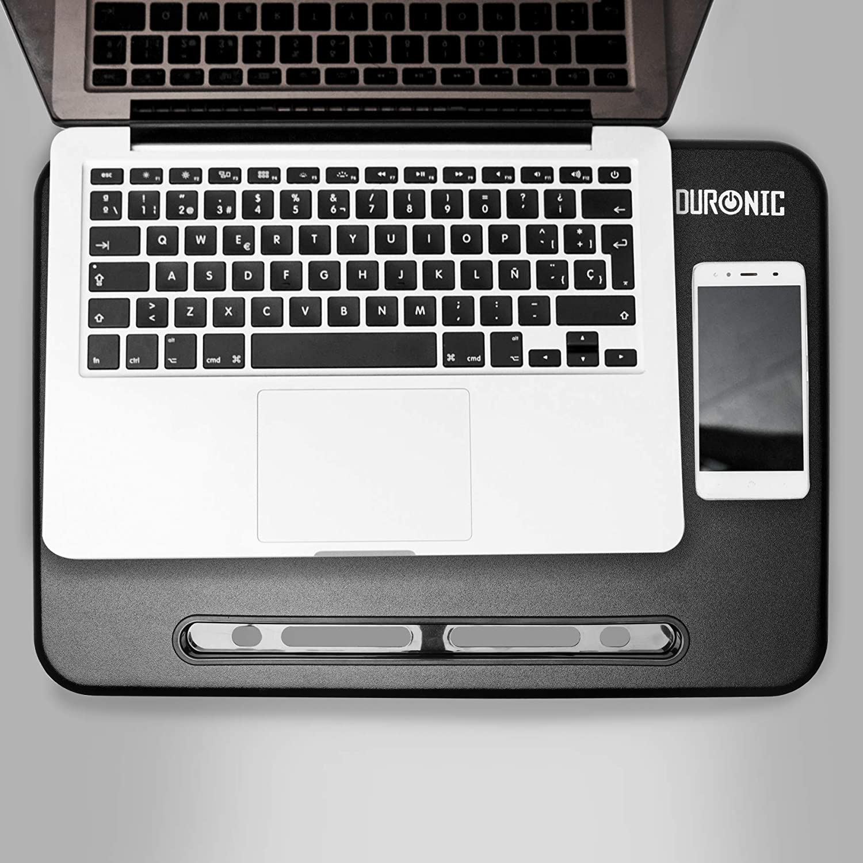 transparent 50cm x 20cm Duronic DM053 Bildschirmst/änder//Monitorst/änder // Notebookst/änder//TV St/änder//Bildschirmerh/öhung // Laptop Acrylglas 30kg Kapazit/ät