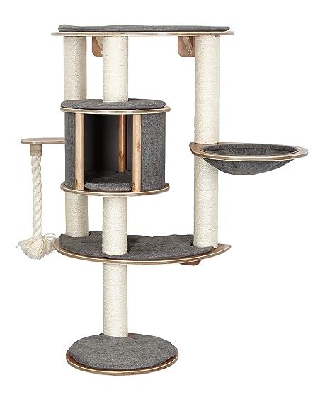 Kerbl Dolomit Tofana Pro - Árbol de Pared para Gatos (112 x 103 cm)