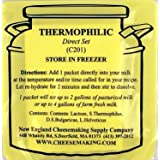 Thermophilic Direct Set Cheese Culture, 5-Pack