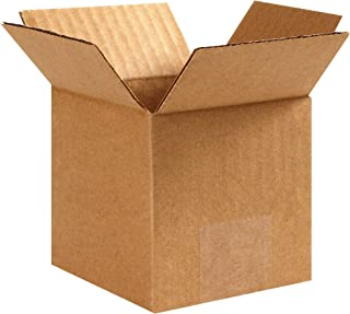 """product image for Partners Brand P101010 Corrugated Boxes, 10""""L x 10""""W x 10""""H, Kraft (Pack of 25)"""