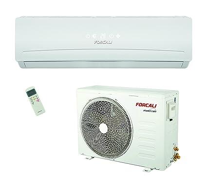 Aire Acondicionado 6000 Frig.FORCALI Frio/Calor Inverter Serie PLATINIUM FSP-24HDC