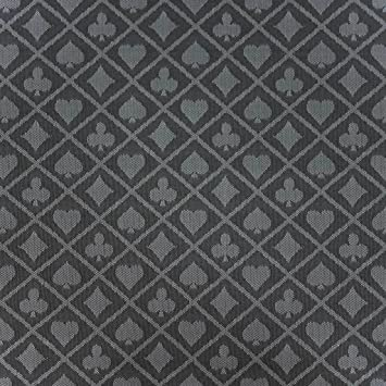 108 X 60 Inch Full Size Poker Table Suited Speed Waterproof Felt Grey Color