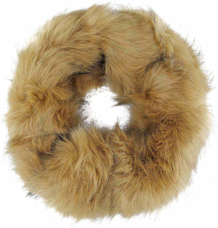 Plush Faux Fur Neck Warmer...