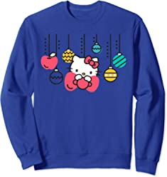 a4130b8f7 Hello Kitty Christmas Ornament Holiday Sweater