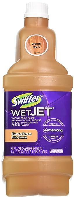 Procter U0026 Gamble 23682 Swiffer WetJet Wood Floor Cleaner 1.25L