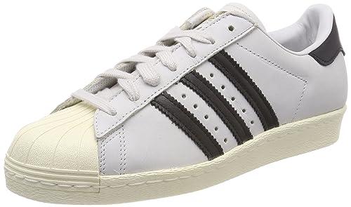 adidas Superstar 80S W, Scarpe da Fitness Donna, Bianco (Ftwbla/Negbas/