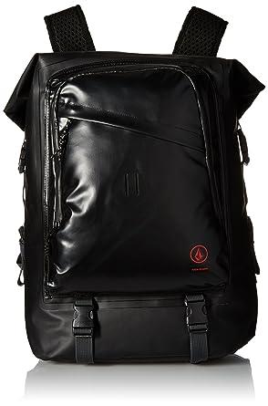 1c6238cdb55 Amazon.com: Volcom Men's Mod Tech Dry Bag, Black, One Size: Clothing